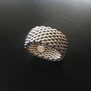 Tiffany & Co. Jewelry - Tiffany & Co. Mesh Ring